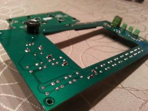 Controller PCB.
